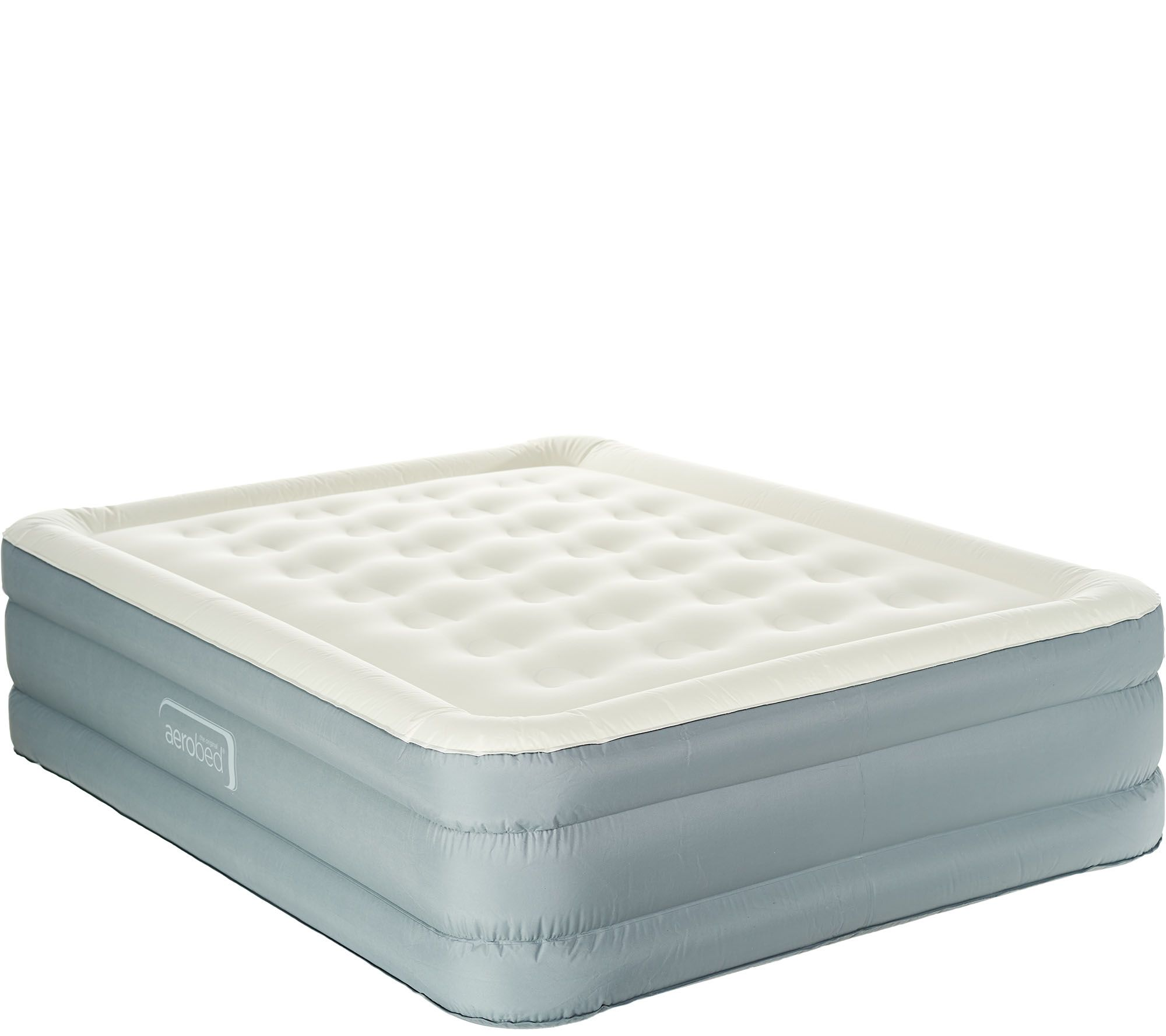 "Aerobed 18"" Adjustable fort Antimicrobial Air Mattress"