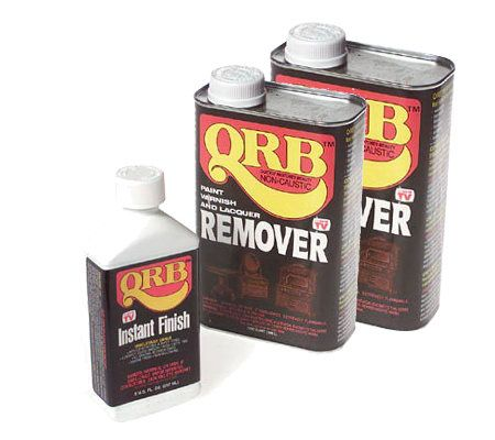 QRB 2 Step Furniture Refinishing Kit U2014 QVC.com