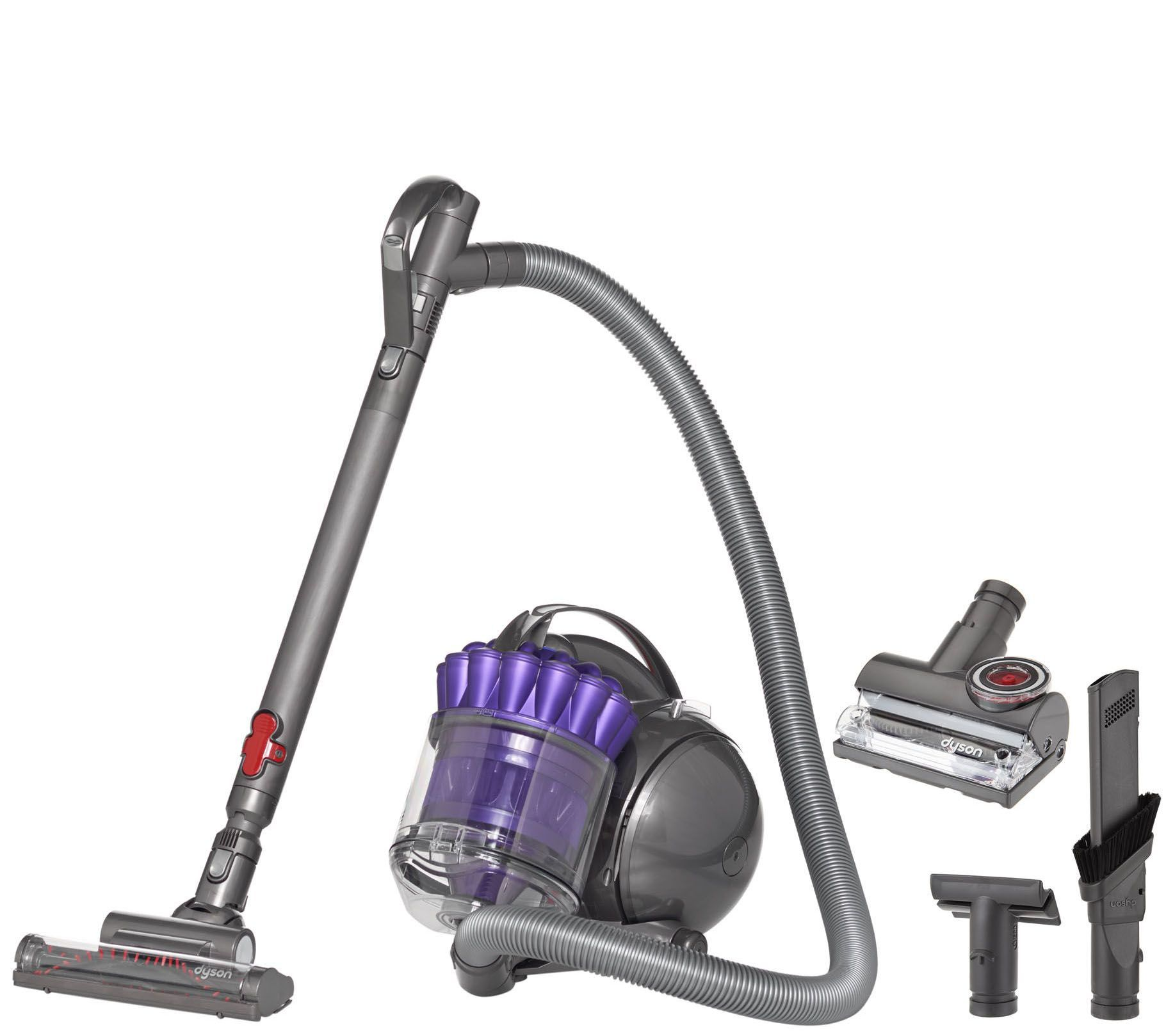 dyson ball animal canister vacuum with tools hepa filtration page 1. Black Bedroom Furniture Sets. Home Design Ideas
