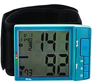 Veridian Slim XL Display Wrist Blood Pressure Monitor - V33233