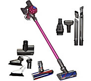Dyson V6 Animal PRO Cordfree Vacuum with Fluffy Head & 7 Tools - V34433