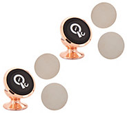 Set of 2 Quick Release Magnetic Smart Device Holders - V35036