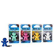 Set of 5 Assorted Car Air Fresheners w/ Vent Clips - V35236
