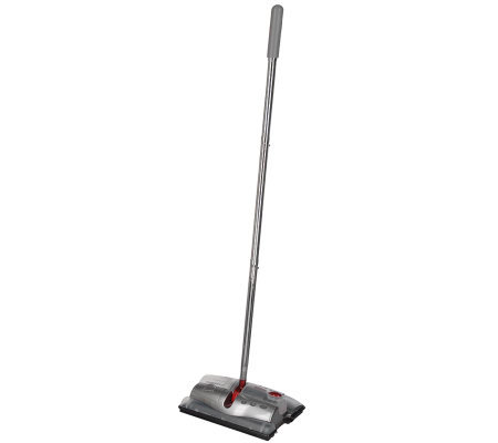Monster 3-in-1 Rechargeable Vac-n-Sweep with Microfiber Sweeper