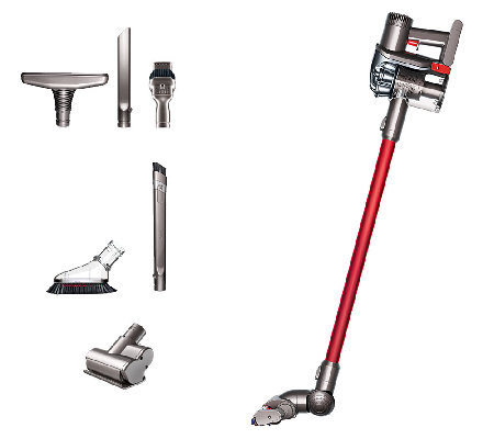 dyson dc44 animal digital slim cordless vacuum w 6. Black Bedroom Furniture Sets. Home Design Ideas