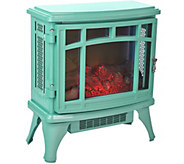 Duraflame Infrared Quartz Stove Heater with Flame Effect - V33238