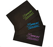 Supercloth Set of 3 Multi-Purpose Cleaning Cloths - V33838