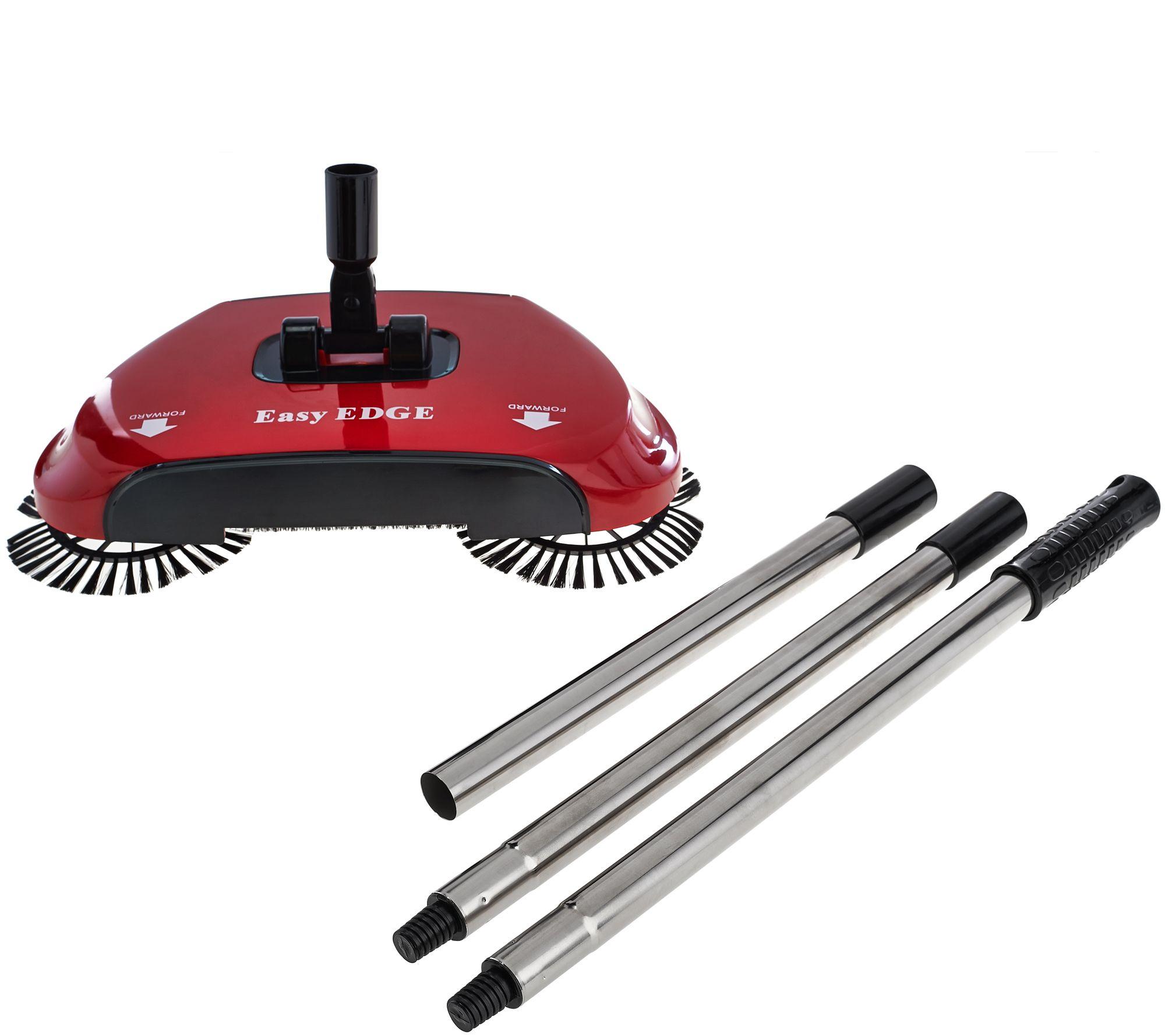 Wonderful EasyEdge Lightweight Hard Floor Sweeper   Page 1 U2014 QVC.com