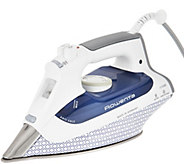 Rowenta 1715 Watt Focus Iron with Laser Soleplate - V34739