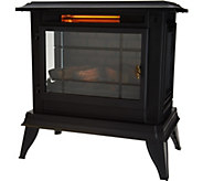 Duraflame Large Infragen Stove Heater with 3D Flame & Remote Control - V35039
