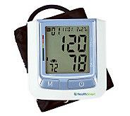 HealthSmart Auto Arm Digital BP Monitor w/ 60-Reading Memory - V118340