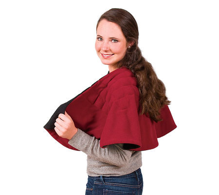 Carex SoothingComfort Reversible Warming Shawl