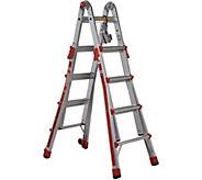 Little Giant Liberty 24-in-1 17 Ladder w/ Rock Locks - V33941