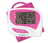 HealthSmart Auto Arm Digital BP Monitor w/ 120-Reading Memory - V118342