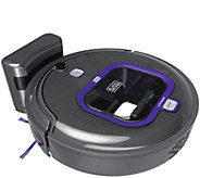 Black & Decker SMARTECH Pet Self-Cleaning Robotic Vacuum w/HEPA Filter - V34842