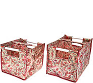 The Camouflage Company Small Foldaway Box and Household Caddy - V35142