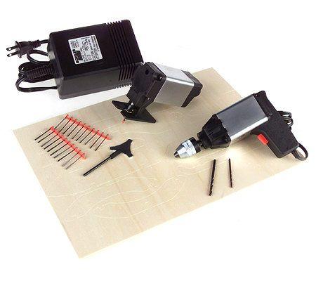 boehler 12 volt mini tool hobby set. Black Bedroom Furniture Sets. Home Design Ideas