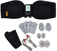 PCH-LIFE Digital Pulse Massager Belt Combo Set - V33443