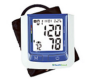 HealthSmart Select Auto Arm Digital Blood Pressure Monitor - V118344