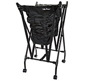 Lifter Hamper Auto Lift Spring Loaded Hamper with Wheels - V33844