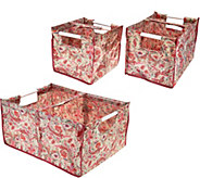 The Camouflage Company Choice of Foldaway Box with Handles - V35144