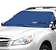 FrostGuard Windshield and Wiper Cover With Security Feature - V33445