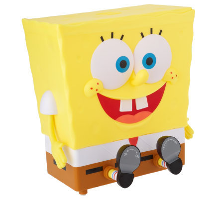 Whisper Quiet SpongeBob Cool Mist Humidifier