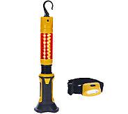 Stanley 360 BarFlex Roadside LED Auto Flare and Headlamp - V33546