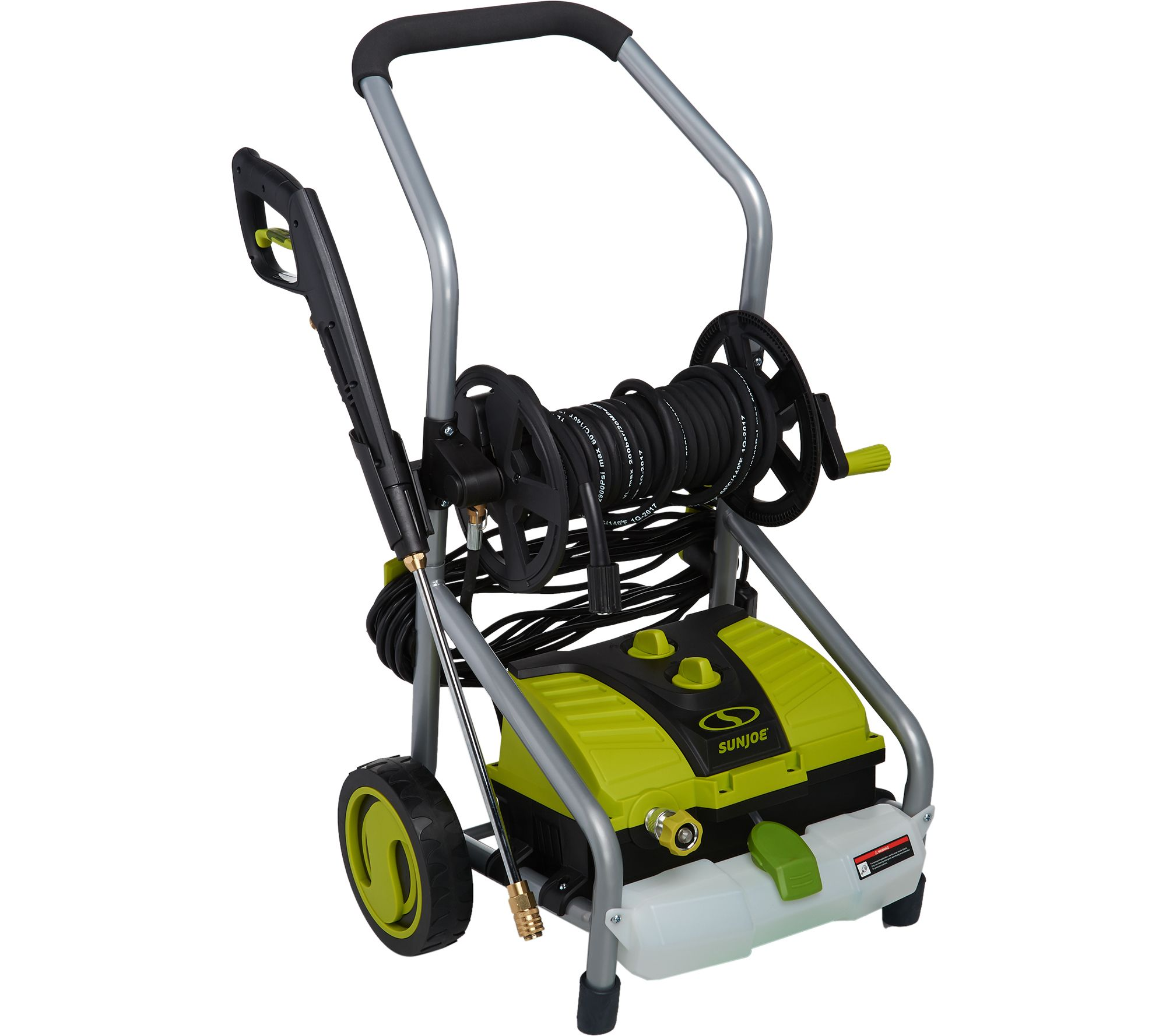 Sun Joe Pressure Select 1450 2030 Psi Pressure Washer W