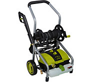 Sun Joe Pressure Select 1450/2030 PSI Pressure Washer w/ 25 Hose - V34546