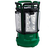 Coleman Elite Hi/Lo LED Lantern w/4 Rechargeable & RemovablePanels - V33447