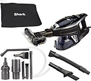 Shark Rocket Deluxe Pro UltraLight Handheld Vacuum w/ Attachments - V33747