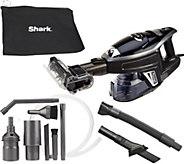 Shark Rocket Deluxe Pro UltraLight Handheld Vacuum w/ Attachments - V33747