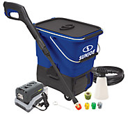 Sun Joe Pressure Select 40V Cordless Pressure Washer w/ 5 Tips - V34547