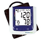 HealthSmart Talking Arm Digital Blood PressureMonitor - V118348