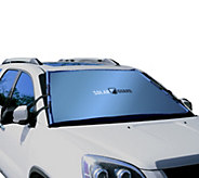 As Is SolarGuard Reflective_Sun ShadeWindshield & Mirror Cover - V127148