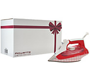 Rowenta 1715W Focus Steam Iron with Gift Box - V33648