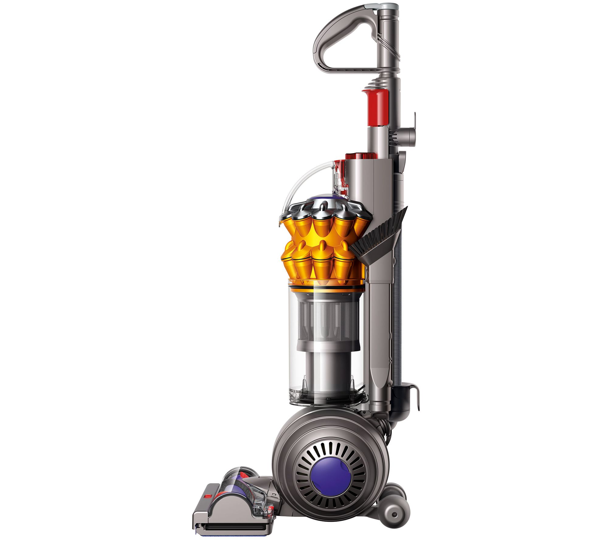Dyson Small Ball Multifloor Upright Vacuum Page 1 QVC