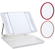 Spotlite HD Natural Daylight LED 5X/10X Mirror Magnification - V33749
