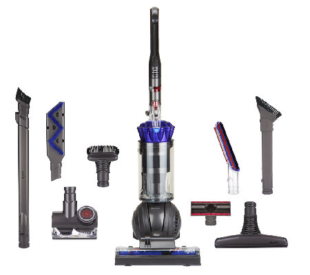 Dyson vacuum attachments guide