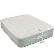 Aerobed Queen Size 16 Elevated Bed w/ Built in Pump - V33451