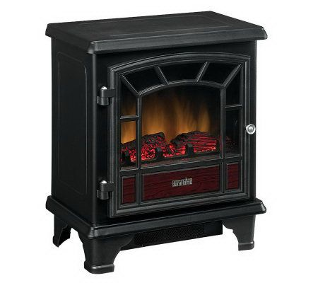 Duraflame Portable Electric Stove Heater W Remote Control