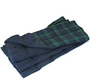 Grampas Garden 56 x 20 Microwavable Body Blanket - V117854
