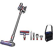 Dyson V7 Absolute Pro Cordfree Vacuum w/ Asst Tools & Fluffy Head - V35455