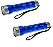 Coleman Set of 2 BatteryLock LED Flashlights - V33656
