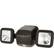 Mr Beams Dual Head Motion Sensor Security Spotlight - V34956