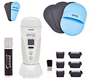 Pearl Pro Hair Removal System with Accessories - V33357