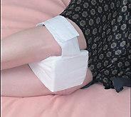 DMI Knee-Ease Pillow - White Cover - V109258