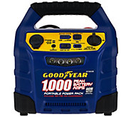 GoodYear 1000 Peak Amp Jump Starter With Air Compressor - V33658