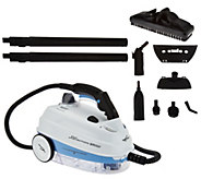 Eurosteam 1500 Watt Maximum Multi Steam Cleaner & Tools - V34059